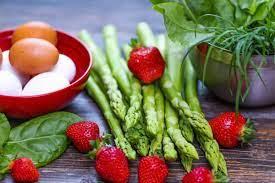 Правильное питание может спасти от тяжелой формы COVID