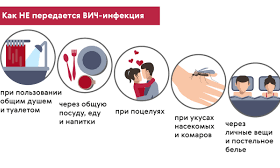 ВИЧ-инфекция – симптомы, причины, стадии, лечение и профилактика ВИЧ
