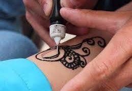 Временные татуировки опасны для здоровья