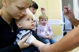 В России проведут подчищающую иммунизацию от полиомиелита