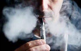 Электронные сигареты могут разрушить лёгкие