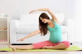 Физическая активность во время беременности улучшает функцию легких у младенцев
