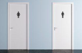 Риск заражения COVID-19 в общественном туалете оказался минимальным